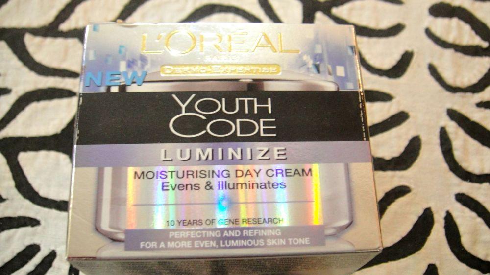 loreal luminize