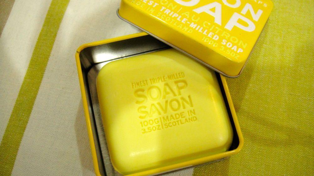 soap open