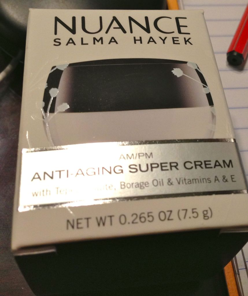 anti ageing super cream salma