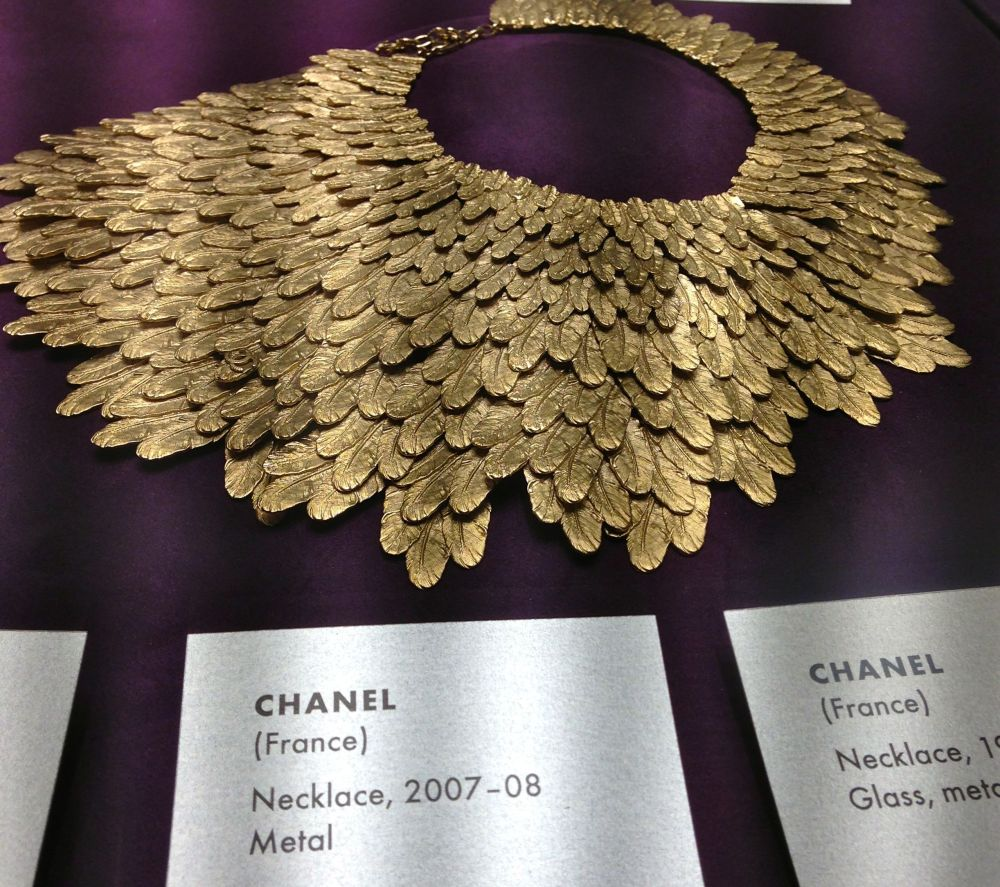 Chanel necklace 2007