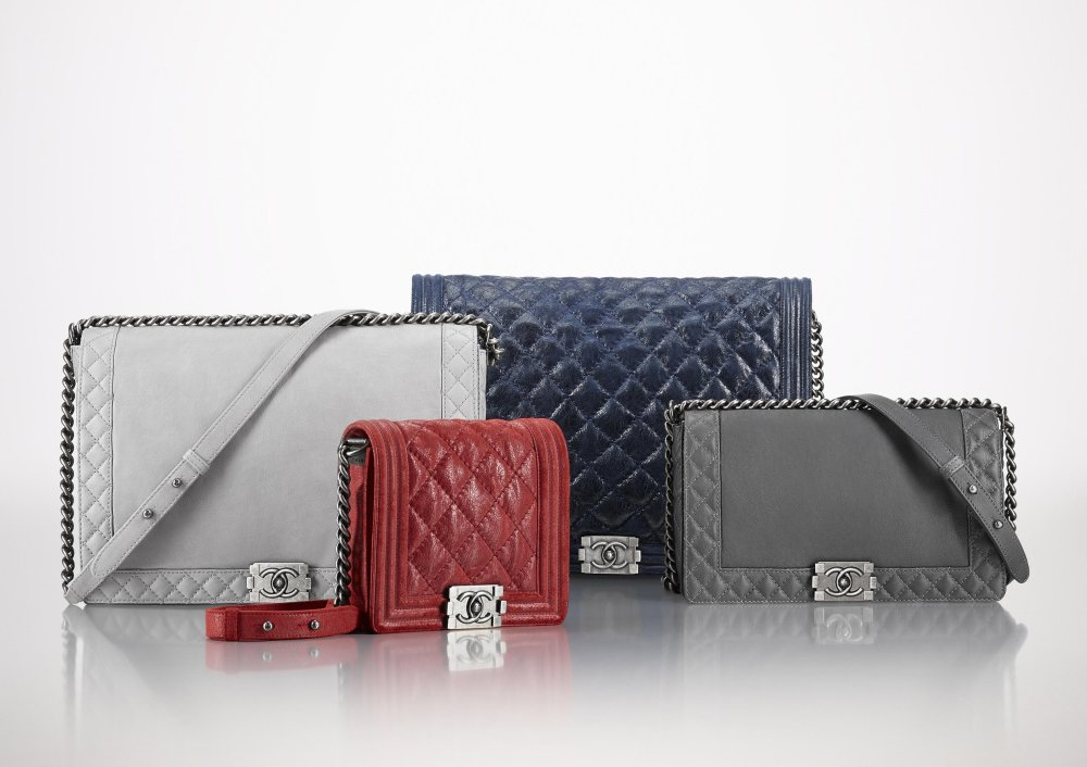 2013-14 Fall-Winter_BOY CHANEL bags_Supple version- Autome-Hiver 2013-14_sacs BOY CHANEL_version souple