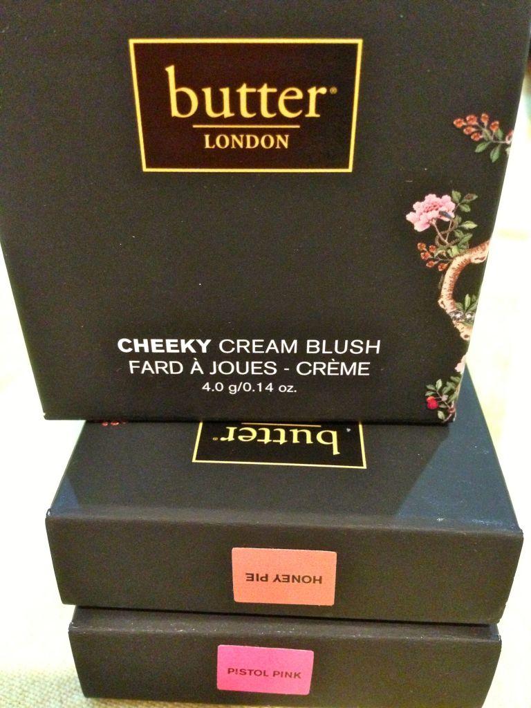 butter cheeks