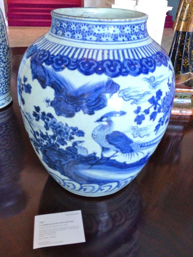 ming vase chinese 19th century