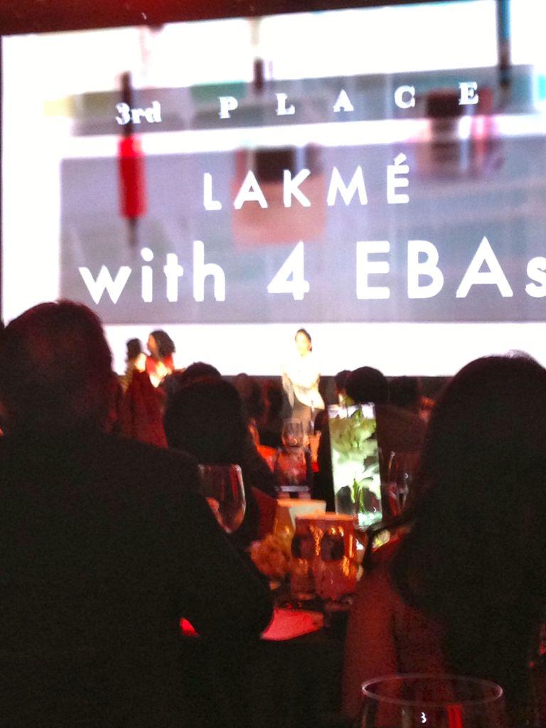 lakme scores four awards