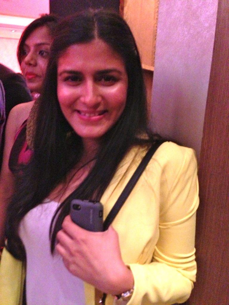 star makeup artist Namrata Sawhney