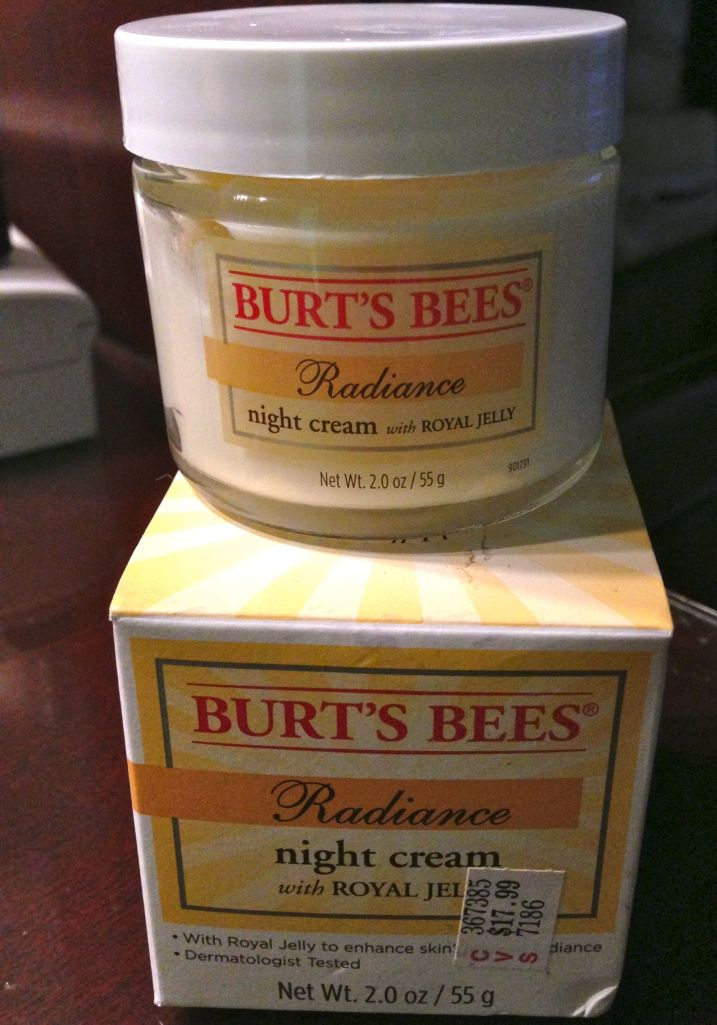 burts bees royal jelly