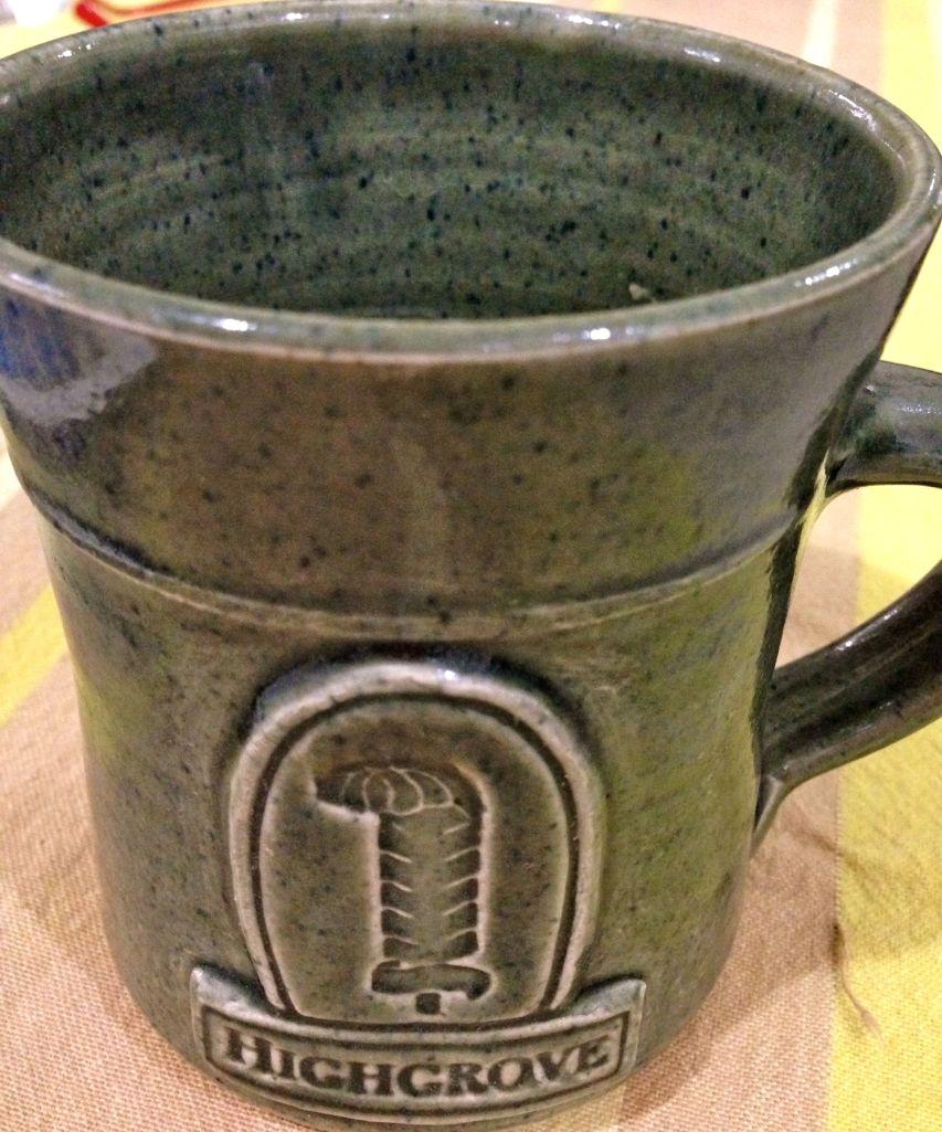 highgrove mug