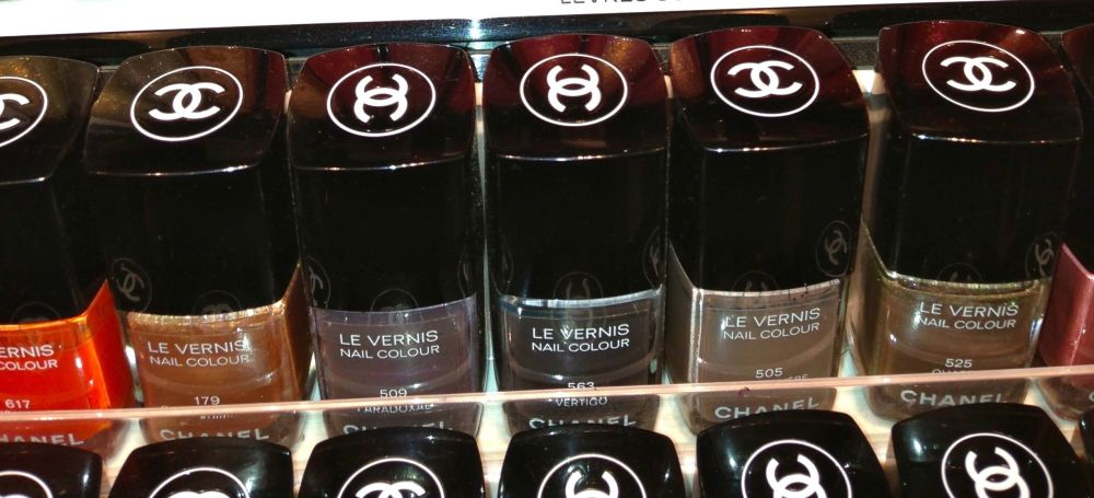 chanel lip glosses