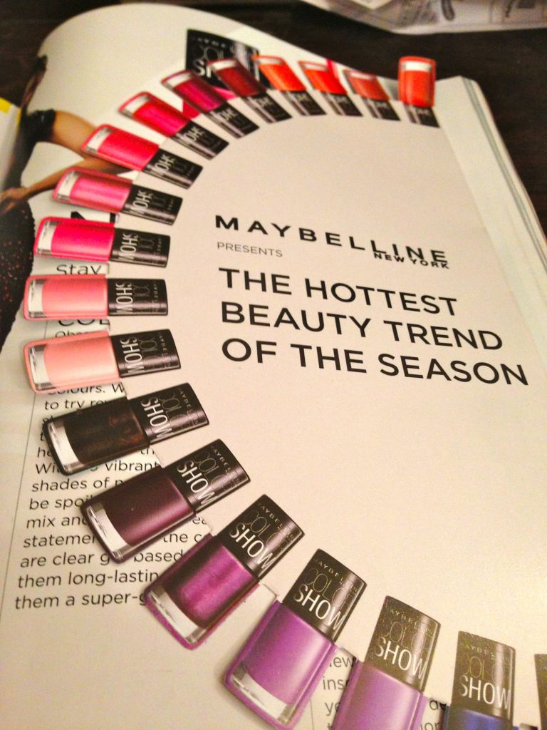 maybelline winner