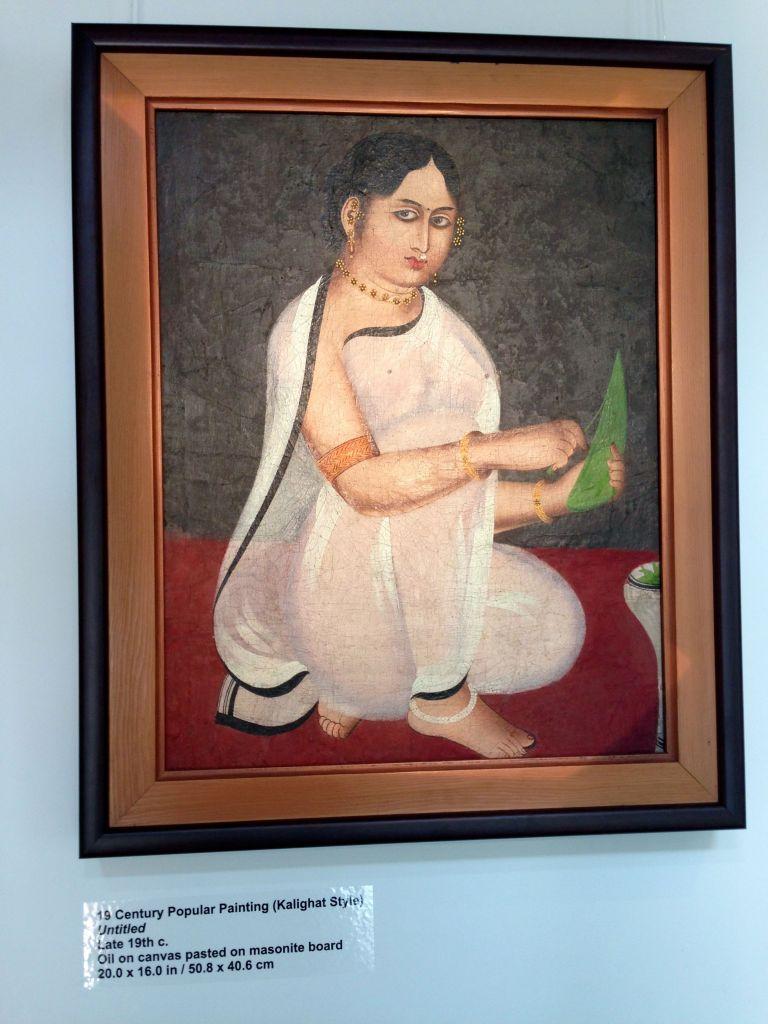woman betel leaf