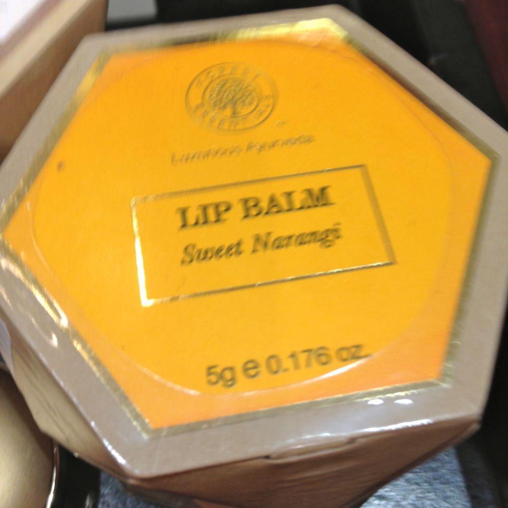 fe sweet narangi lip balm