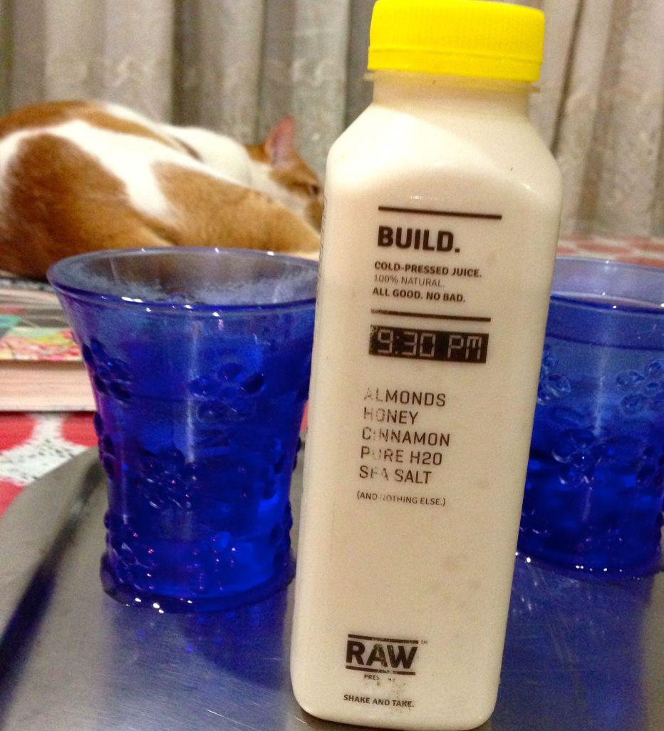 build juice