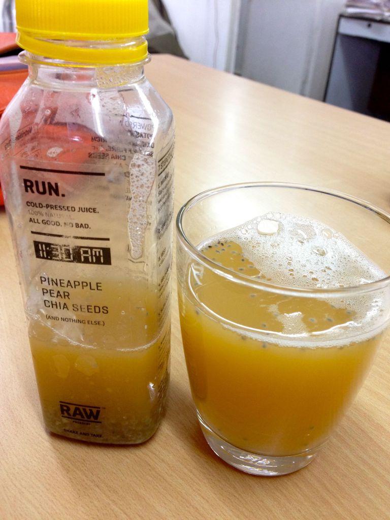 run juice