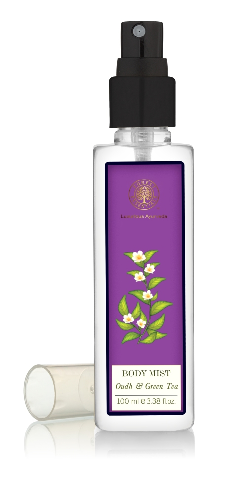 FE BODY MIST (GREEN TEA and OUDH) Rs 1475