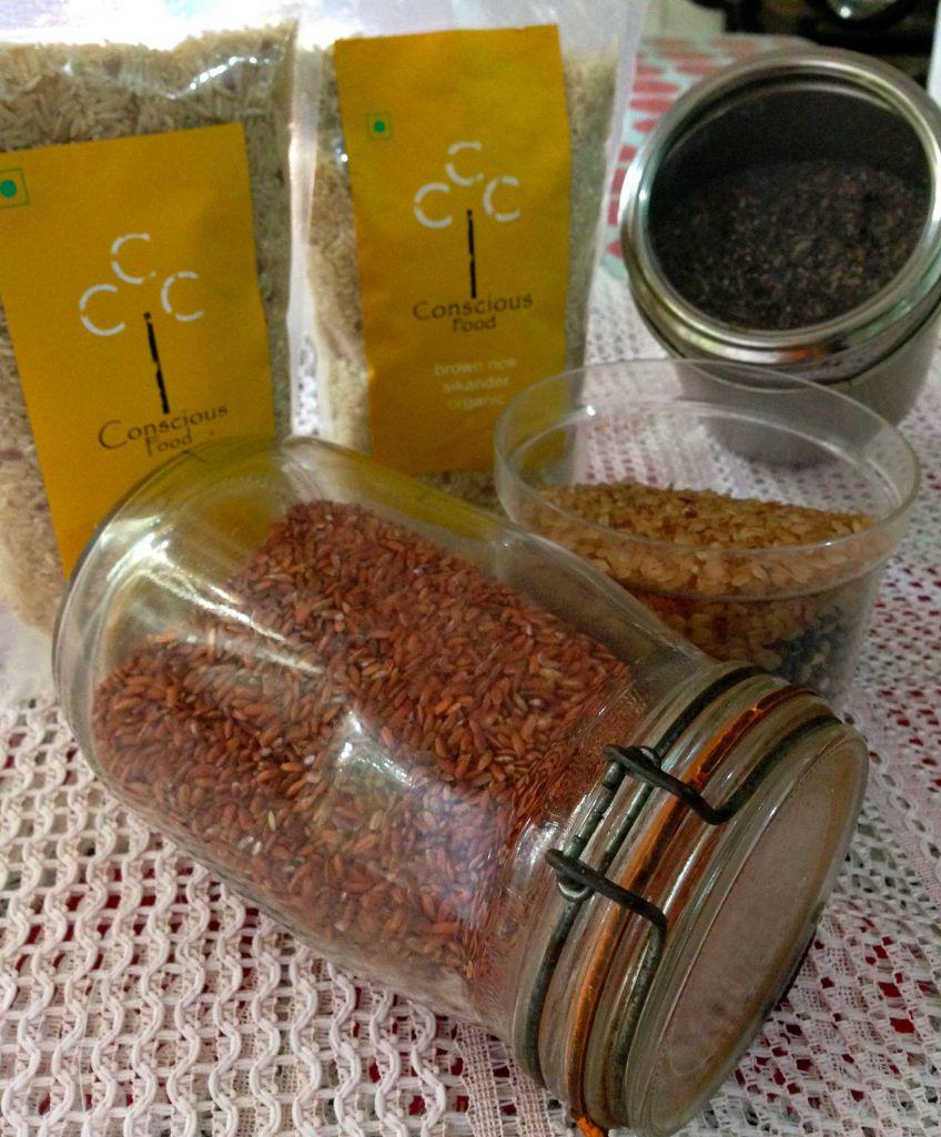rice portfolio