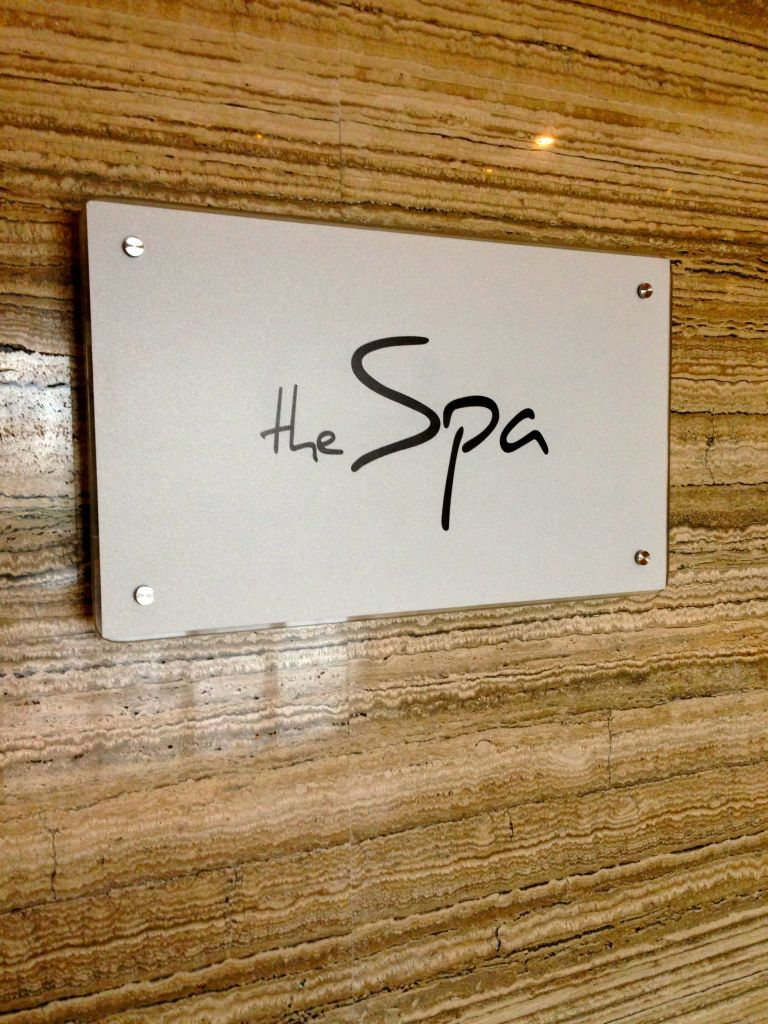 the spa palladium logo