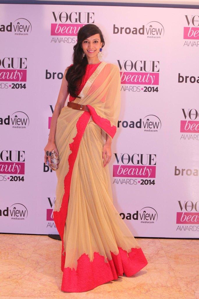 Dipannita Sharma, Jury Member at the Vogue Beauty Awards 2014,Taj Lands End,Mumbai