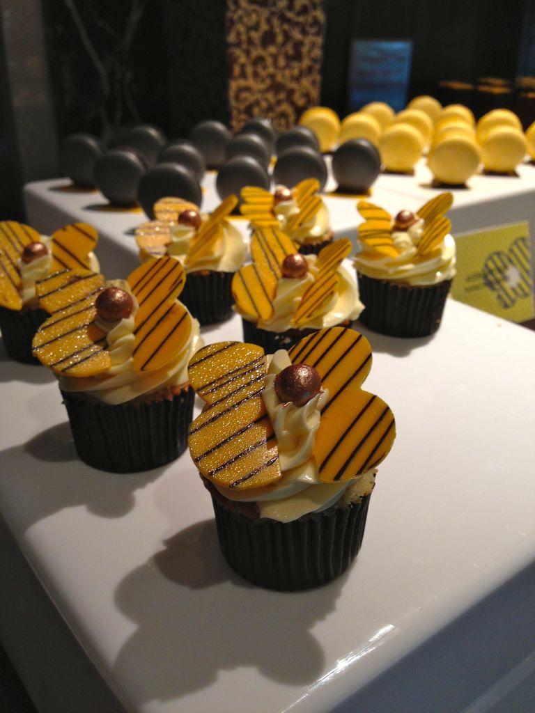 cupcakes honey