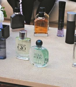 Armani's Fragrances for men and women  have a loyal following in India