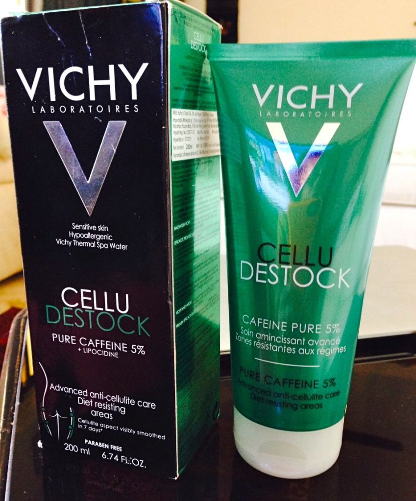 vichy celludestock