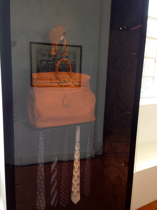 Birkin Saddlebag